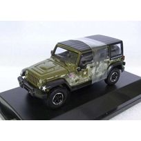 Greenlight - Collectibles - 86068 - Jeep Wrangler Unlimited Hard Top - Us Army 2013 - Echelle 1/43