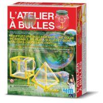 4M - Kit Dam/pour enfant L'atelier à bulles