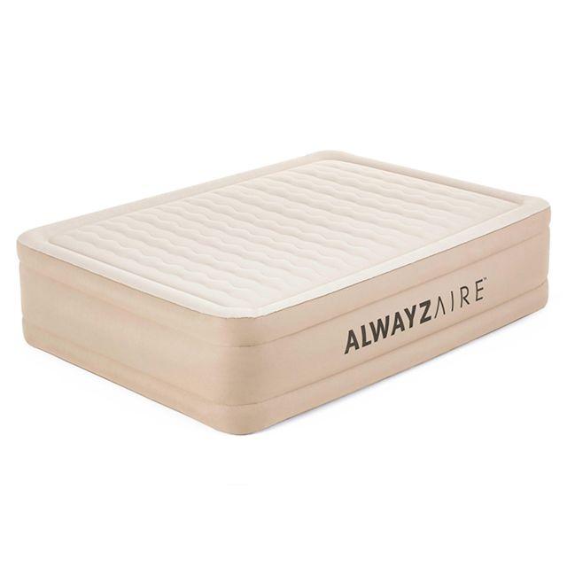 BESTWAY Lit gonflable électrique AlwayzAire + Prise Usb