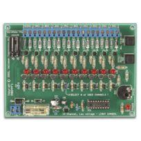 Velleman Modules - Generateur D'EFFETS Lumineux À 10 Canaux, 12V