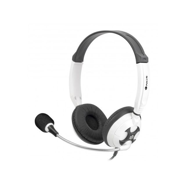Ngs Technology - Casque micro White Msx7Pro