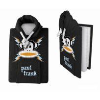 Paul Frank - Pka50208 - Fourniture Scolaire - Carnet Couverture Sweat - Noir