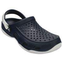 Crocs - Swiftwater Deck - Sandales - bleu