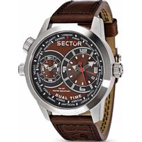 Sector - Montre homme Oversize 48 R3251102055