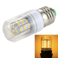 E27 5730 Blanc Ampoule Smd Économie D'énergieDc 3w Led Chaud À 27 12v CBQroWdxe