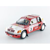 Otto Mobile - Peugeot 205 T16 - Rallye Ypres 1985 - 1/18 - Ot647