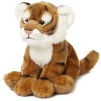 Wwf - Peluche Tigre assis