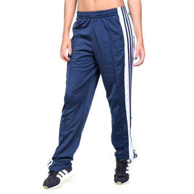 Adidas Adibreak Pant Dh3155 Navy Bleu pas cher Achat