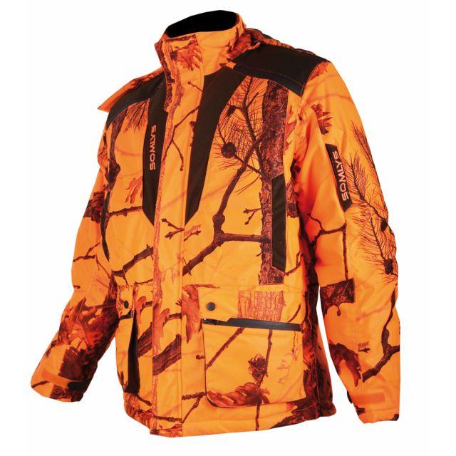 somlys veste de chasse 471n pas cher achat vente vestes de chasse rueducommerce. Black Bedroom Furniture Sets. Home Design Ideas