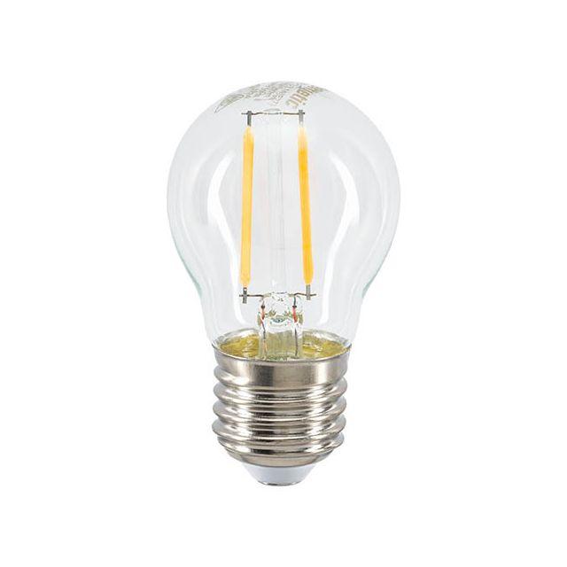 marque generique - ampoule led filament mini globe - e27 25w - pas