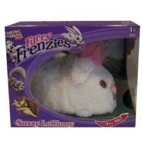 Fur Real Friends - Fur Real - 290659830 - Jeu Electronique - Peluche Interactif - Furry Frenzies - Meow O Wiskers