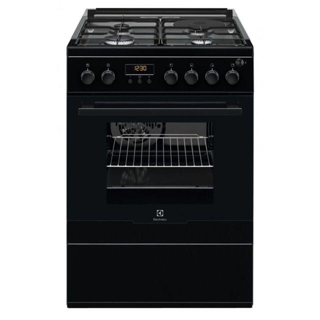 electrolux cuisini re mixte ekm 66700 ok achat vente. Black Bedroom Furniture Sets. Home Design Ideas