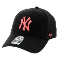 47 Brand - Casquette New york noir Noir 60215