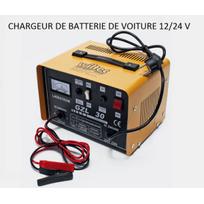 Bigb - Chargeur de batterie pour auto , moto, voiture 12 /24 v
