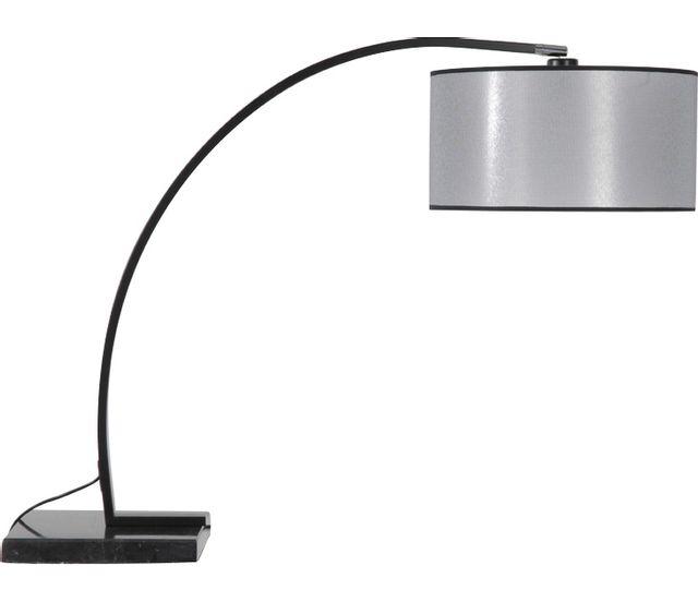 amadeus lampe d 39 architecte en m tal gris pas cher achat vente lampes de bureau rueducommerce. Black Bedroom Furniture Sets. Home Design Ideas
