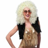California costume - Perruque Disco Doll
