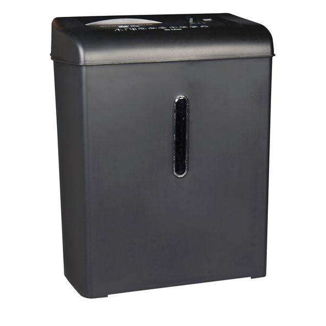 carrefour destructeur de documents cd cartes ct56027 pas cher achat vente destructeurs. Black Bedroom Furniture Sets. Home Design Ideas