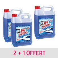 Jex - Pack 2 + 1 nettoyant parfumé marine
