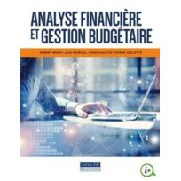 Cheneliere Mcgraw-hill - Analyse financière et gestion budgetaire
