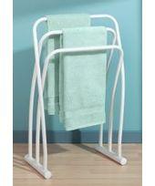 Allibert - porte serviettes 50,5 x 79 x 28 cm blanc - m1839411