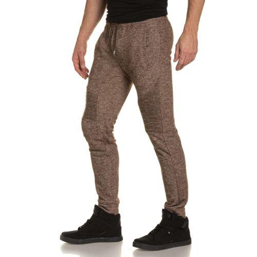 Project X - Pantalon de jogging marron biker homme - pas cher Achat ... 70a208c4b041