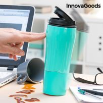 Fitxslim - Mug Isotherme avec Ventouse Anti-Renversement InnovaGoods