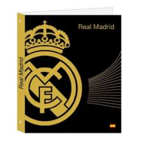Foot2RUE - Real Madrid Classeur A4 Gold