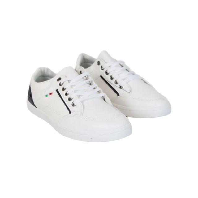 Ellesse Chaussures mode ville Edmont blanc h Blanc 50224