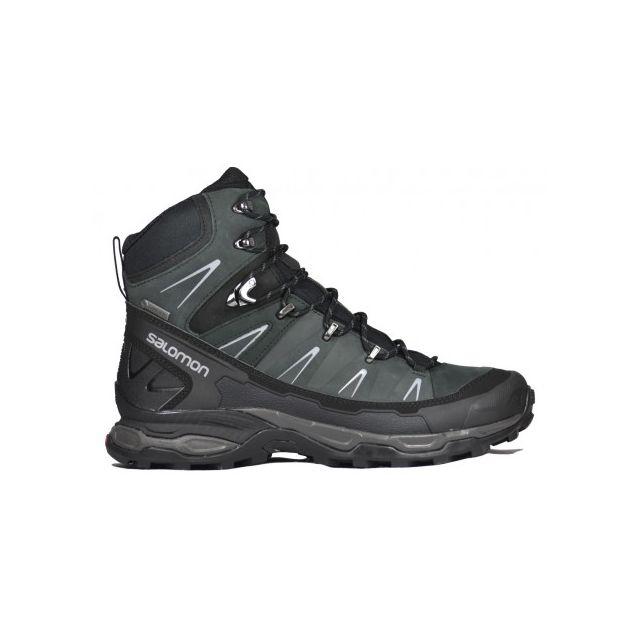Pas X Ultra Cher Trek Homme Salomon Gtx® 48 Chaussures Noir x87w6Op