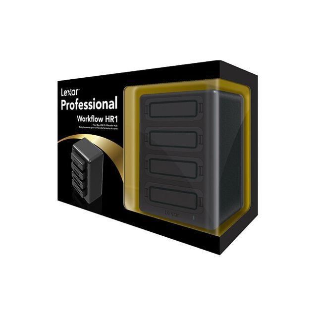 Lexar - Lecteur Pro Workflow Hub Hr1
