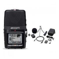 Zoom - H2N + Kit d'accessoires Aph-2N - Pack Enregistreur numérique