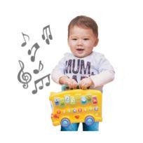 Marque Generique - Bus musical ludique - Musique jeu pour enfant