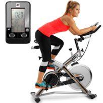 BH Fitness - Mkt Jet Bike Pro H9162RF Vélo indoor. Volant inertie 22 Kg