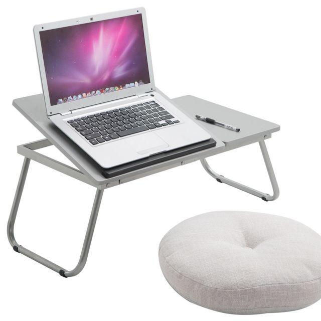Idimex Table De Lit Virginia Support Rehausse Avec Tablette