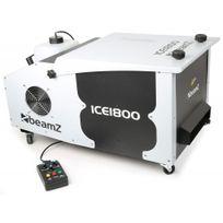 Beamz - Ice 1800 Machine à fumée lourde, Dmx