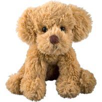Mbw - Peluche chien Nico - 60226 marron