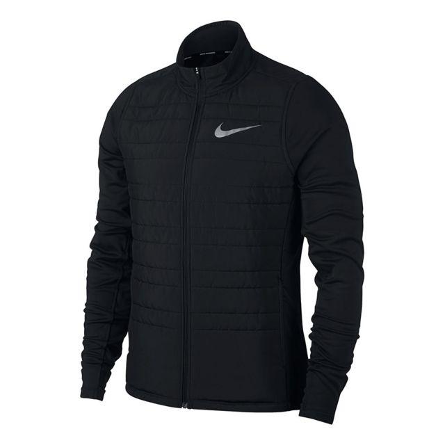 Nike Veste Filled Essential noir pas cher Achat Vente
