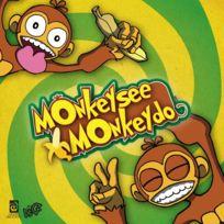 Cranio Creations - Jeux de société - Monkey See ! Monkey Do