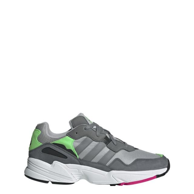 Adidas Yung 96 F35020 Age Adulte, Couleur Gris