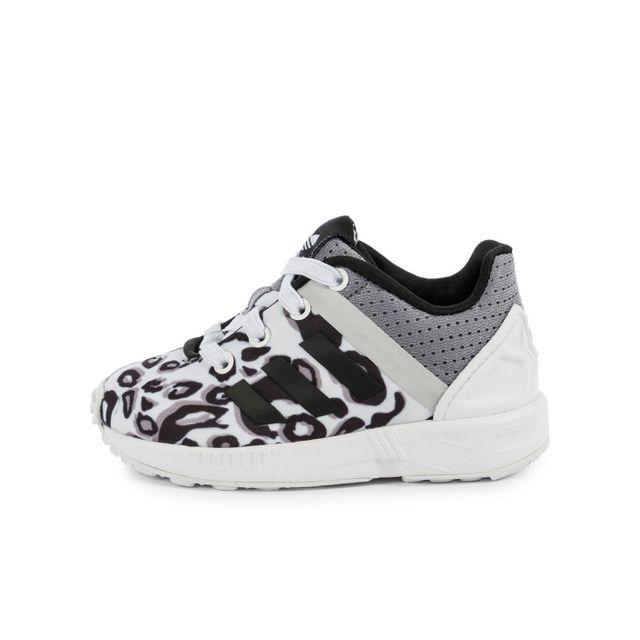 Adidas originals - Zx Flux Onix Bébé - pas cher Achat   Vente ... 67471d56293b