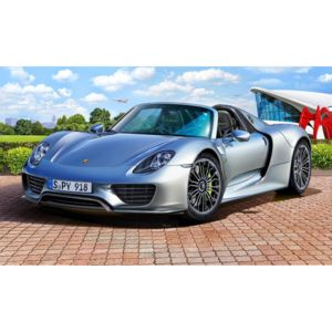 revell maquette voiture porsche 918 spyder pas cher. Black Bedroom Furniture Sets. Home Design Ideas