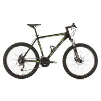 Ks Cycling - Vtt semi-rigide 26'' Gtx noir Tc 51 cm