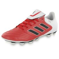 Adidas performance - Copa 17.4 Fg rouge, chaussures de football homme
