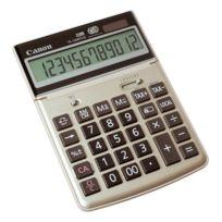 Canon - Calculatrice bureau écologique Ts-1200TCG écran inclinable