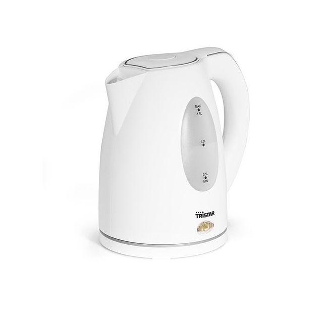 Totalcadeau Bouilloire électrique - ustensile de cuisine chauffe eau