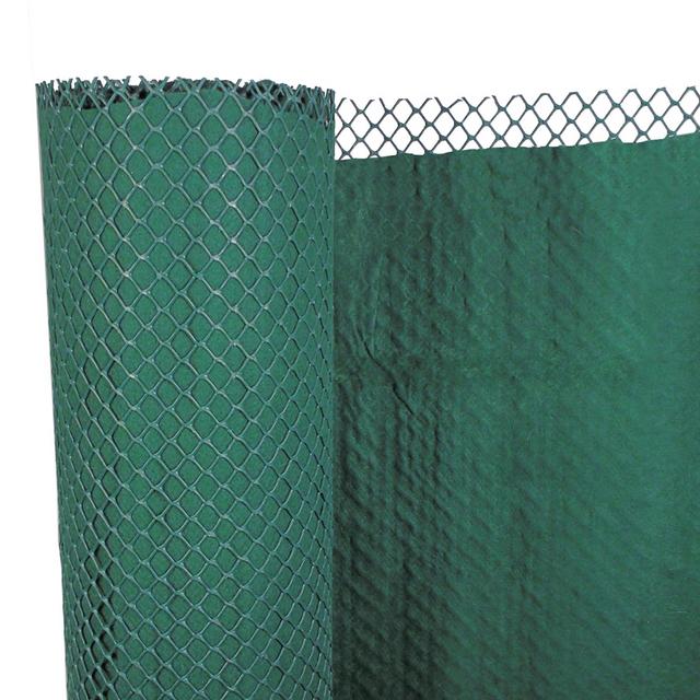Nature Brise-vent pour jardin 1 x 3 m Vert 6050380