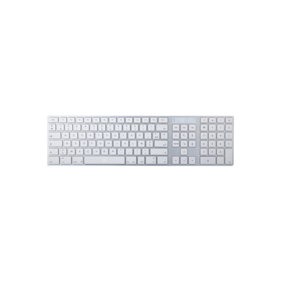 Clavier avec pavé numérique - ML300900 - Blanc