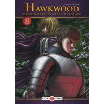 BAMBOO Edition - Hawkwood t.8