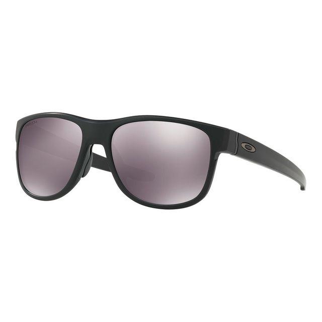 3082196c192223 Oakley - Lunettes Oakley Crossrange R noir avec verres Prizm Black miroir