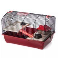 719d286514d704 Abris et cages pour petits animaux Distingué Beeztees Cage pour rongeurs  Victor 2 Plus 50 x